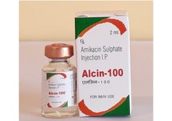 Ultra Drugs Amicacin Sulphate Injection, 2ml, Prescription