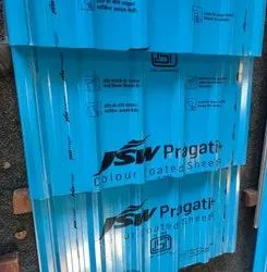 JSW Pragati+ Colour Coated Sheets