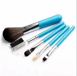5 Pc Makeup Brush Set
