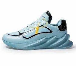 Comfort Foam Men White Casual Shoes