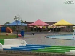 PVC凉亭帐篷,宝塔帐篷,尺寸:3米x 3米至6米x 6m