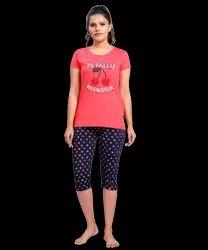 A3A Mixed Ladies Pyjama Set