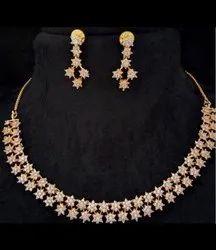Ad Imitation Necklace