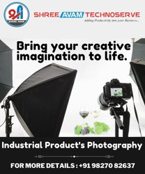 Industrial Photography Service, Event Location: Indore