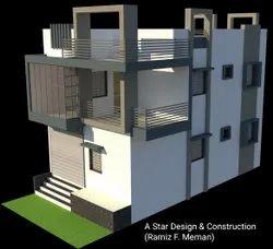 Concrete Frame Structures Construction Services For Hospital Building