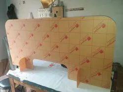 Table Top Covid Shield