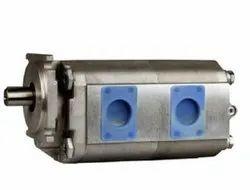 THM CBKP Double Gear Pump