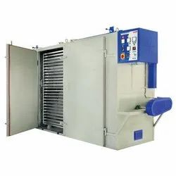 Tray Dryer for Turmeric