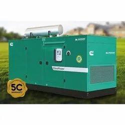 62.5 kVA Cummins Diesel Generator, 3 Phase