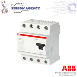 ABB   FB204 AC-63  0.1  4 Pole  RCCB