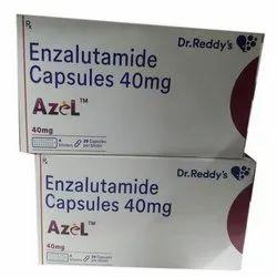 Azel 40mg Enzalutamide Capsules