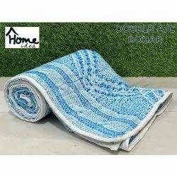 Designer Double Bed AC Dohar Blanket