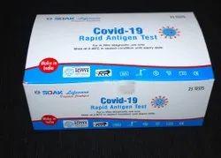 Alpine Covid 19 Antigen Rapid Test Kit, ICMR Approved