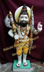 Parshuram Marble Statue