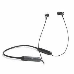 Black JBL LIVE220BT Wireless In-Ear Neckband Headphone