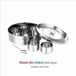 stainless steel Masala Box-Stainley
