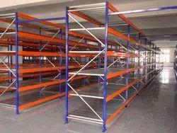 Galvanized Storage Rack