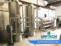 120 BPM Mineral Water Bottling Plant