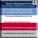 Master''s Research Paper Writing Services