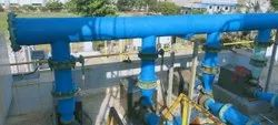 FRP Pipe Lining Services