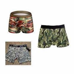 Army Cotton Men Underwear