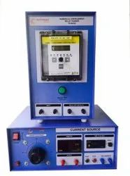 Numerical Over Current And Earth Fault Relay Trainer