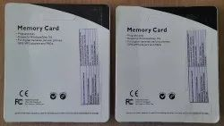 MBSH Storage Card, For Mobile Phone, 10