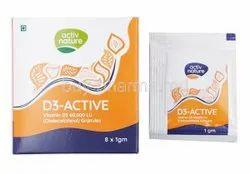 D3- Active Sachet