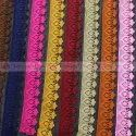 All Colors Fancy Polyester GPO Lace