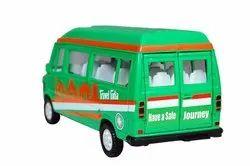 Centy Green Traveller Bus