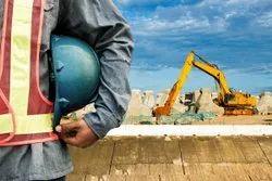 Concrete Commercial Building Construction Service