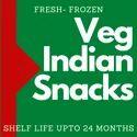 Frozen Vegetarian Snacks