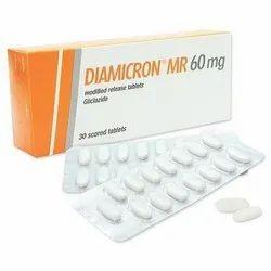 Diamicron Mr 60 Mg ( Gliclazide)
