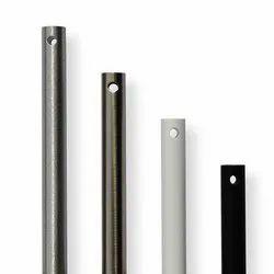 GMM Mild Steel Ceiling Fan Extension Down Rod, Size: 300 - 600mm