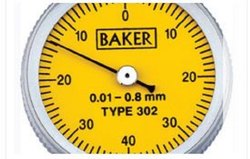Baker Lever Dial Gauge