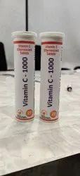 Vitamin C Effervescent Tablet 1000mg