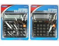 Black Simple Orbit OT 512 Calculator