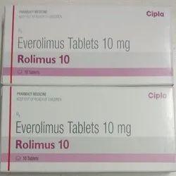 Rolimus (Everolimus  5mg,10mg)