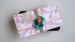 Paper Birthday Invitation Card/ Invitation Card
