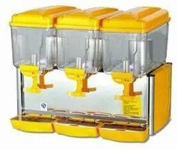 3 Jar Juice Dispenser