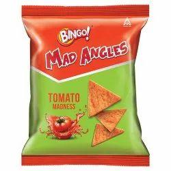 Bingo Mad Angles Tomato Madness Chips