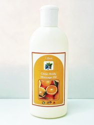 Aromablendz Citrus Blast Body Massage Oil