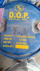 Phthalates Dop Plasticizer, Grade: Industrial Grade, Packaging Size: 210 Drum