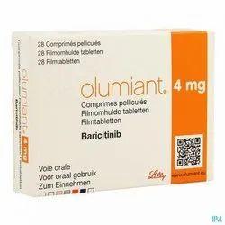 Olumiant Baricitinib Tablet 4 Mg