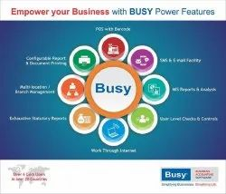 Busy Account Software