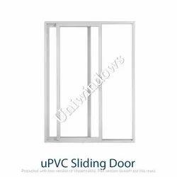 UPVC Sliding Door, For Home, Exterior