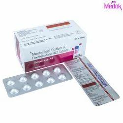 Montelukast Sodium and Fexofenadine HCL Tablets