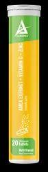 Amla Extract + Vitamin C + Zinc Effervescent Tablets