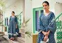 Cotton Printed Ladies Anarkali Salwar Suit