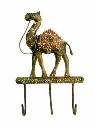 Metal Camel Key Holder